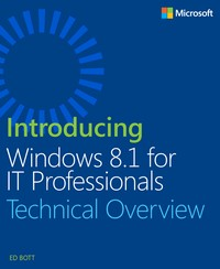 Kostenloses E-Book Introducing Windows 8.1 for IT Professionals