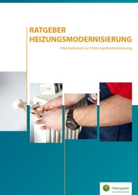 Kostenloses E-Book Heizungsmodernisierung