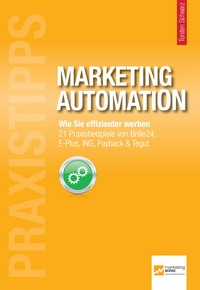 "Kostenloses E-Book ""Marketing-Automation"""