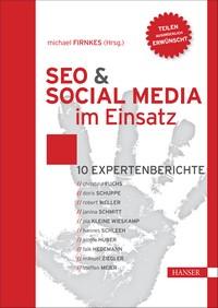 "Kostenloses E-Book ""SEO & Social Media im Einsatz"""
