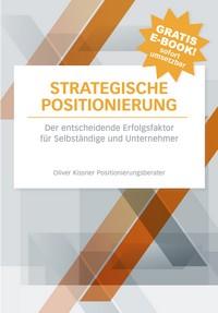 """Kostenloses E-Book """"Strategische Positionierung"""""""