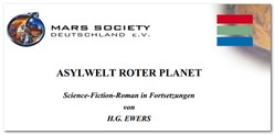 "Kostenloses E-Book ""Asylwelt Roter Planet"""