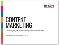 "Kostenloses E-Book ""Content Marketing"""