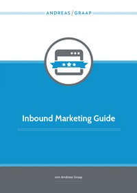"Kostenloses E-Book ""Inbound Marketing Guide"""