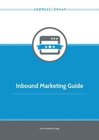 "Kostenloses E-Book ""Inbound Marketing Guide"""