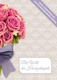 """Kostenloses E-Book """"Die Welt der Hochzeitsspiele"""""""