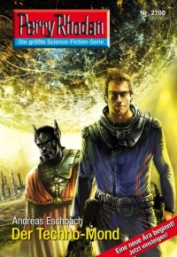 """Kostenloses E-Book """"Perry Rhodan 2700: Der Techno-Mond"""""""