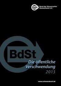 """Kostenloses E-Book """"Das Schwarzbuch des Bundes der Steuerzahler"""""""
