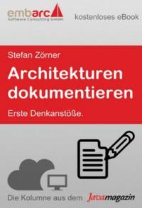 "Kostenloses E-Book ""Architekturen dokumentieren"""