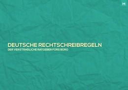 """Kostenloses E-Book """"Deutsche Rechtschreibung"""""""