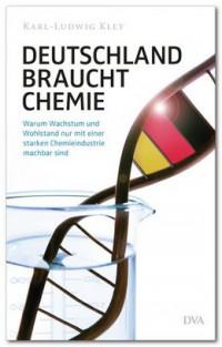 """Kostenloses E-Book """"Deutschland braucht Chemie"""""""