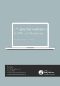 """Kostenloses E-Book """"Erfolgreiche Webseiten für KMU und Selbständige"""""""