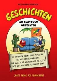 """Kostenloses E-Book """"Geschichten in lustigen Gedichten"""""""