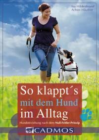 "Kostenloses E-Book ""Hundeerziehung nach dem Null-Fehler-Prinzip"""