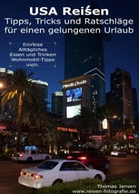 """Kostenloses E-Book """"USA Reisen"""""""