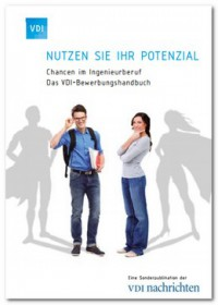 "Kostenloses E-Book ""VDI-Bewerbungshandbuch"""