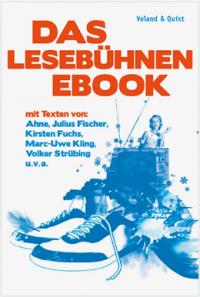 """Kostenloses E-Book """"Das Lesebühnen-eBook"""""""