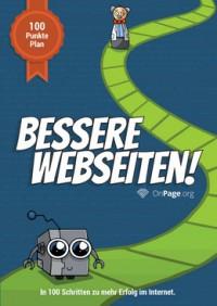 """Kostenloses E-Book """"Bessere Webseiten"""""""