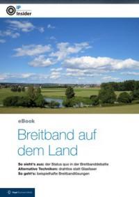 """Kostenloses E-Book """"Breitband auf dem Land"""""""