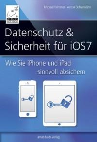 """Kostenloses E-Book """"Datenschutz und Sicherheit für iOS 7"""""""