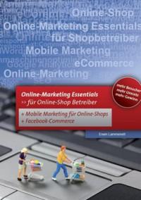 """Kostenloses E-Book """"Online Marketing Essentials für Online-Shop-Betreiber"""""""