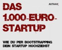 "Kostenloses eBook ""Das 1.000-Euro-Startup"""