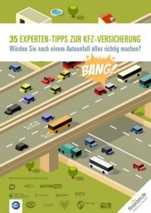 """Kostenloses eBook """"35 Experten-Tipps zur Kfz-Versicherung"""""""