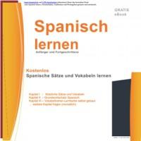 """Kostenloses eBook """"Spanisch lernen"""""""