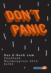 "Kostenloses eBook ""Don't Panic"""