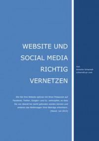 "Kostenloses eBook ""Website und Social Media richtig vernetzen"""