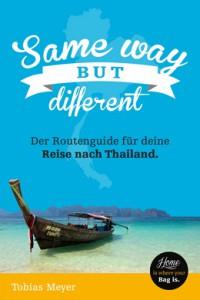 """Kostenloses eBook """"Der Routenguide für deine Reise nach Thailand"""""""