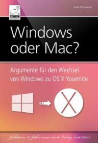 """Kostenloses eBook """"Windows oder Mac?"""""""