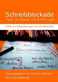 """Kostenloses eBook """"Schreibblockade: Tipps, Strategien und Erfahrungen"""""""