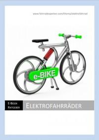 """Kostenloses eBook """"Elektrofahrräder"""""""