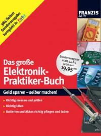 """Kostenloses eBook """"Das große Elektronik-Praktiker-Handbuch"""""""