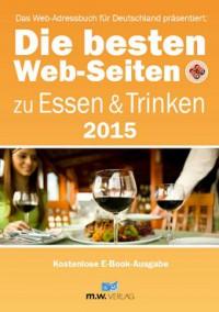 """Kostenloses eBook """"Die besten Web-Seiten zu Essen & Trinken 2015"""""""