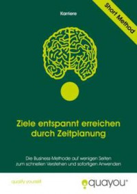 """Kostenloses eBook """"Ziele entspannt erreichen durch Zeitplanung"""""""