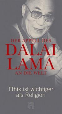"""Kostenloses eBook """"Der Appell des Dalai Lama an die Welt: Ethik ist wichtiger als Religion"""""""