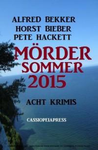 """Kostenloses eBook """"Mördersommer 2015"""""""