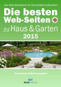 """Kostenloses eBook """"Die besten Web-Seiten zu Haus & Garten 2015"""""""