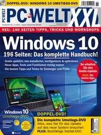 PC Welt Sonderheft zu Windows 10
