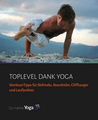 "Kostenloses eBook ""Toplevel dank Yoga"""