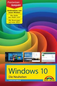 """Kostenloses eBook """"Windows 10 – Die Neuheiten"""""""