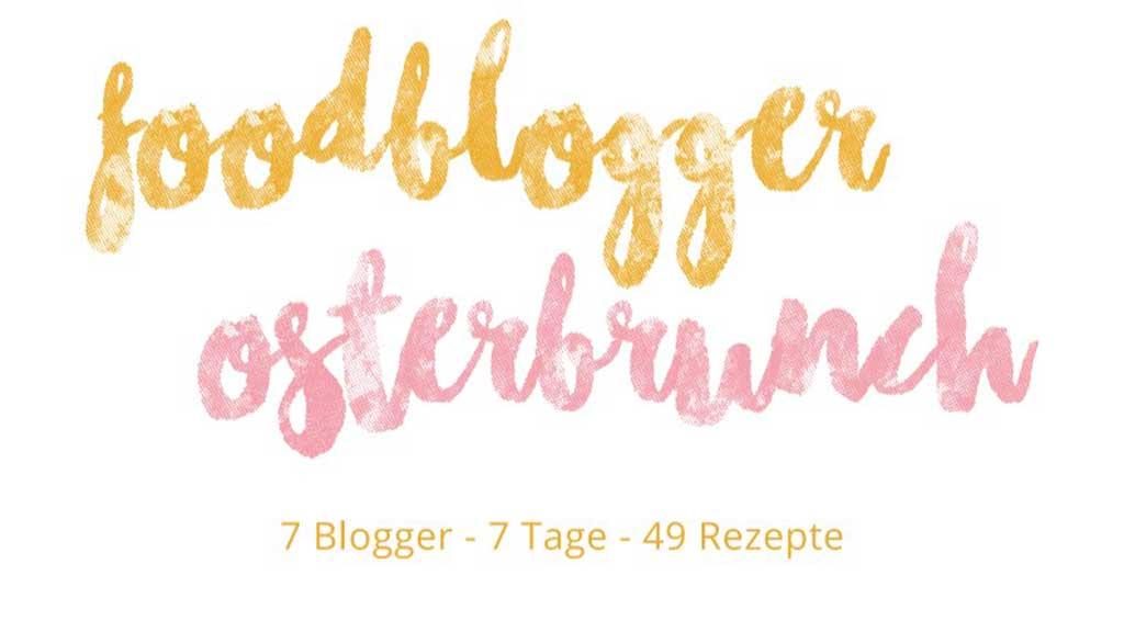 Kostenloses eBook foodblogger osterbrunch