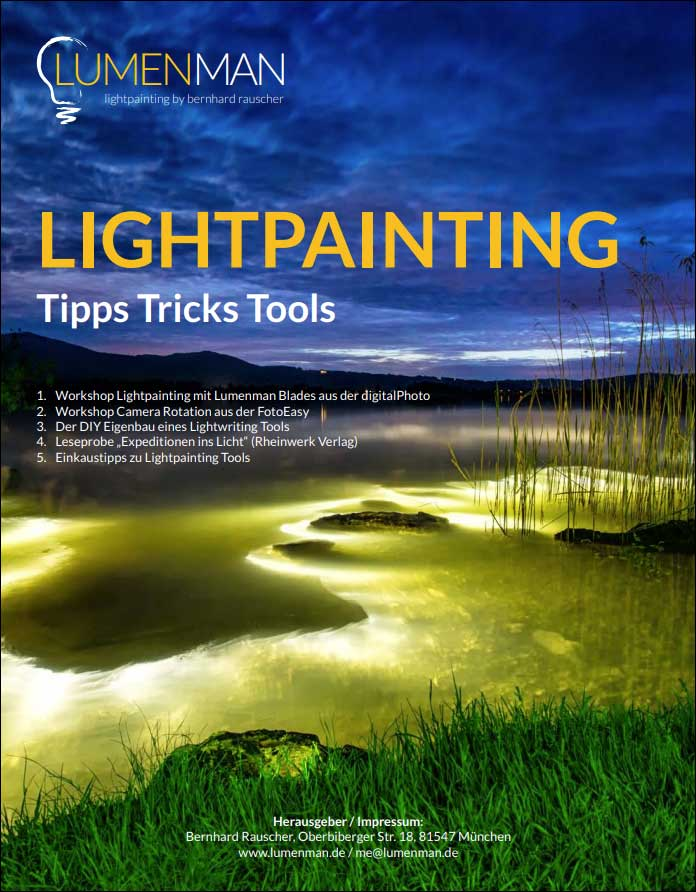 Kostenloses eBook Lightpainting